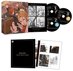 Baccano - Collector'S Edition Blu-Ray Set (BD) Blu-ray