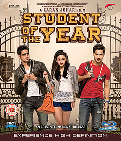 Student Of The Year (Blu-ray) (C-12) Blu-ray