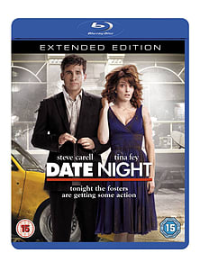 Date Night (Blu-Ray) (C-15) Steve Carell,?Tina Fey,?Mark Wahlberg Blu-ray