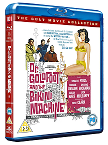 Dr Goldfoot And The Bikini Machine [Blu-Ray] Blu-ray