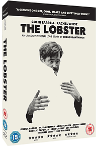 The Lobster (Blu Ray) Colin Farrell Blu-ray