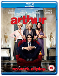 Arthur (2011) (Blu-Ray) (C-15) screen shot 1