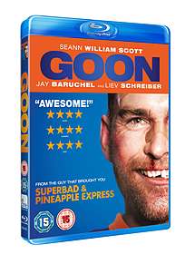 Goon (Blu-ray) Seann William Scott, Jay Baruchel, Liev Schreiber (C-15) Blu-ray