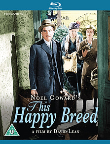 This Happy Breed (With DVD) (Blu-ray) Noel Coward / David Lean Blu-ray