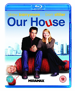 Our House (Blu-Ray) Ben Stiller & Drew Barrymore (C-12) Blu-ray