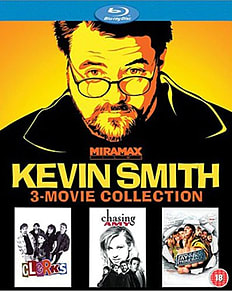 Kevin Smith 3 Movie Collection (Blu-Ray) (C-18) Blu-ray