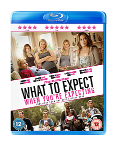 What To Expect When You're Expecting (Blu-Ray) (C-12) Blu-ray