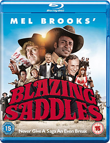 Blazing Saddles: 40th Anniversary Editon (Blu-ray) (C-15) Blu-ray