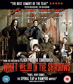What We Do In The Shadow (Blu Ray) Jemaine Clement Blu-ray