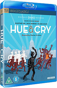Hue And Cry (Ealing) *Digitally Restored (Blu-Ray) (C-U) Blu-ray