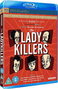 LADYKILLERS THE 60TH ANNIV ED BD Blu-ray