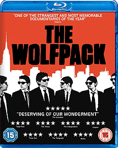 The Wolfpack (Blu Ray) Blu-ray