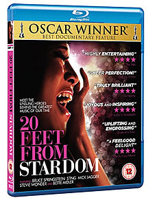 20 Feet From Stardom (Blu-ray) (C-12) Blu-ray