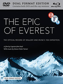 The Epic Of Everest (Blu-ray & DVD) (C-U) Blu-ray
