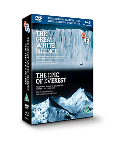 The Epic Of Everest / The Great White Silence Box Set (Blu-ray & DVD) (E) Blu-ray