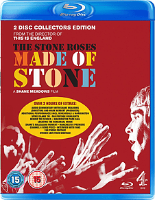 Stone Roses: Made Of Stone Blu-Ray (2 Disc) (Blu-Ray) (C-15) Blu-ray