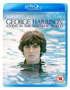 George Harrison - Living In The Material World (Blu-Ray) (C-12) Blu-ray