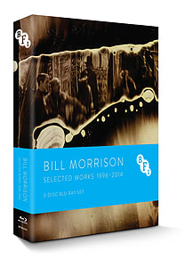 The Bill Morrison Collection (Blu-Ray) (C-E) Blu-ray