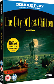 City Of Lost Children (Blu Ray) Blu-ray