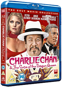 Charlie Chan And The Curse Of The Dragon Queen (Blu-ray) Blu-ray