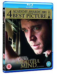 A Beautiful Mind (Blu-Ray) (C-12) Blu-ray