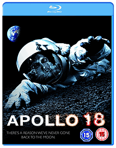 Apollo 18 (Blu-ray) (C-15) Blu-ray