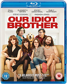 Our Idiot Brother (Blu-ray) Paul Rudd, Elizabeth Banks (C-12) Blu-ray