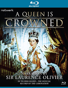 A Queen Is Crowned (Blu-ray) Blu-ray