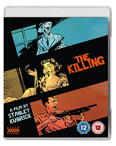 The Killing & Killer Kiss (Blu Ray) (C-12) Blu-ray