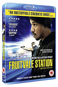 Fruitvale Station (Blu-Ray) (C-15) Blu-ray