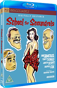 School For Scoundrels (Blu-ray) Blu-ray
