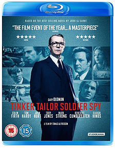 Tinker Tailor Soldier Spy (Single Disc) (Blu-Ray) (C-15) Blu-ray