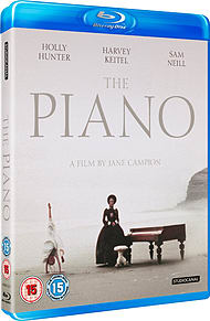 The Piano (Blu-Ray) (C-15) Blu-ray