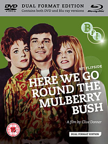 Here We Go Round The Mulberry Bush - Flipside (Blu-ray & DVD) (C-15) Blu-ray