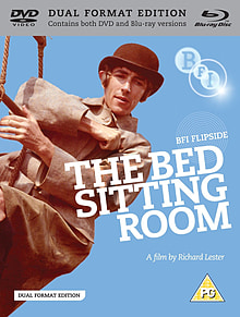 The Bed Sitting Room (The Flipside) Dual Format Edition (Blu-ray & DVD) (C-PG) Blu-ray