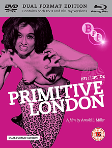 Primitive London (The Flipside) Dual Format Edition (Blu-ray & DVD) (C-15) Blu-ray