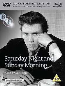 Saturday Night And Sunday Morning (Blu-ray & DVD) (C-PG) Blu-ray