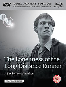 The Loneliness Of The Long Distance Runner (Blu-ray & DVD) (C-12) Blu-ray