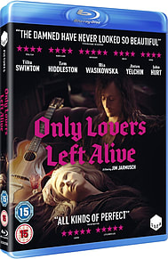 Only Lovers Left Alive (Blu-Ray) (C-15) Blu-ray
