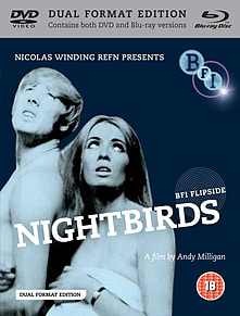 Nightbirds (Flipside) (Blu-ray & DVD) (C-18) Blu-ray