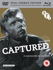 Captured (Dual Format Edition) (Blu-ray & DVD) (C-15) Blu-ray