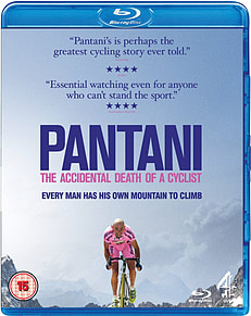 Pantani: The Accidental Death Of A Cyclist (Blu-Ray) (C-15) Blu-ray