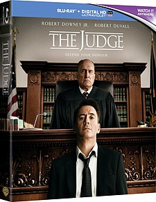 The Judge (Blu Ray) Robert Downey Jr,Robert Duvall (C-15) Blu-ray