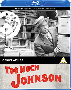 Too Much Johnson (Blu-Ray) (C-PG) Orson Welles Blu-ray