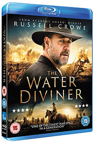 The Water Diviner (Blu-Ray) Russell Crowe Blu-ray