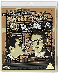 The Sweet Smell Of Success (Blu-ray) (C-PG) Blu-ray