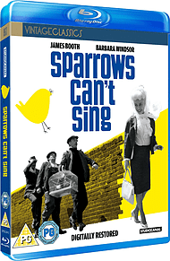 Sparrows Can'T Sing (Digitally Restored) (Blu Ray) Blu-ray
