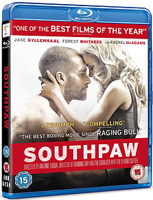 Southpaw (Blu-ray) Jake Gyllenhaal, Forest Whitaker and 50 Cent Blu-ray