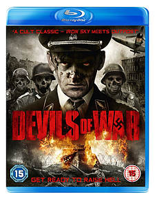 Devils Of War (Blu-Ray) Blu-ray