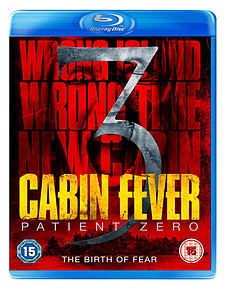Cabin Fever 3: Patient Zero (Blu-Ray) Blu-ray